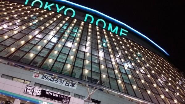 氷室京介 東京ドーム