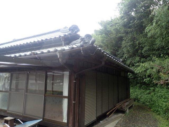 雨どい 工事後1